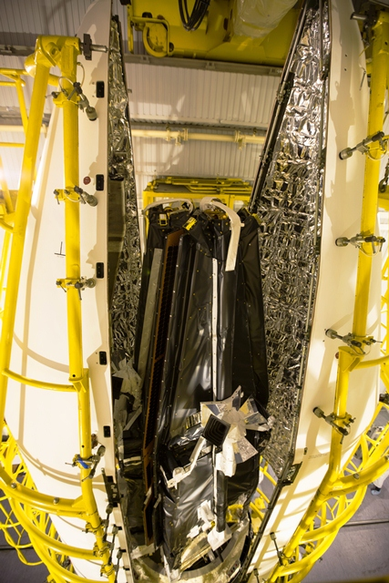 Last look at Swarm. (ESA/M. Shafiq)