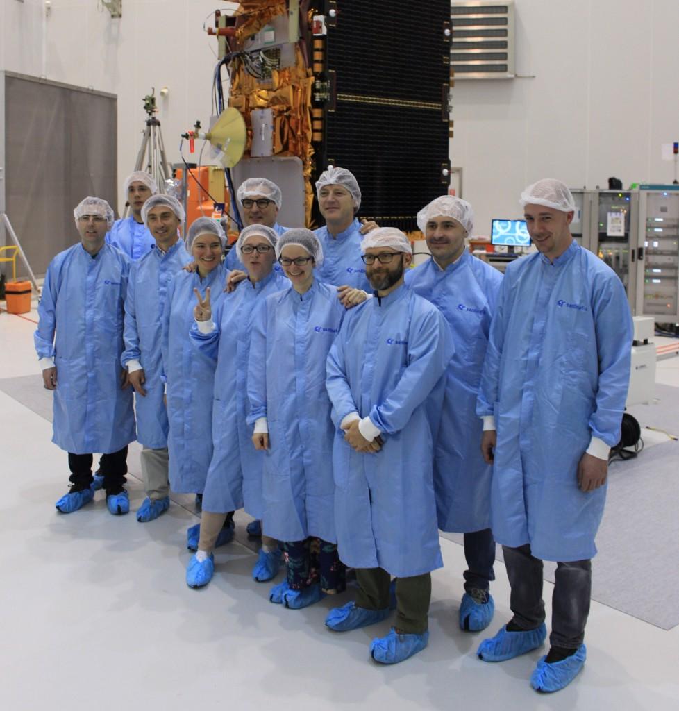 ESA team. (ESA)