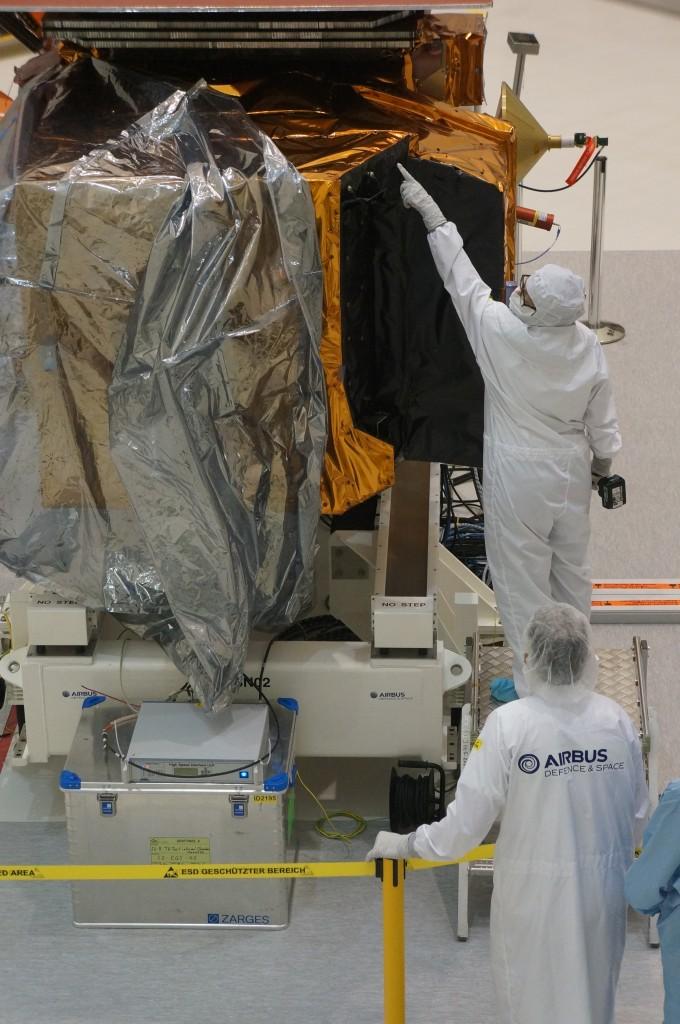 MSI inspection (Airbus GmbH)