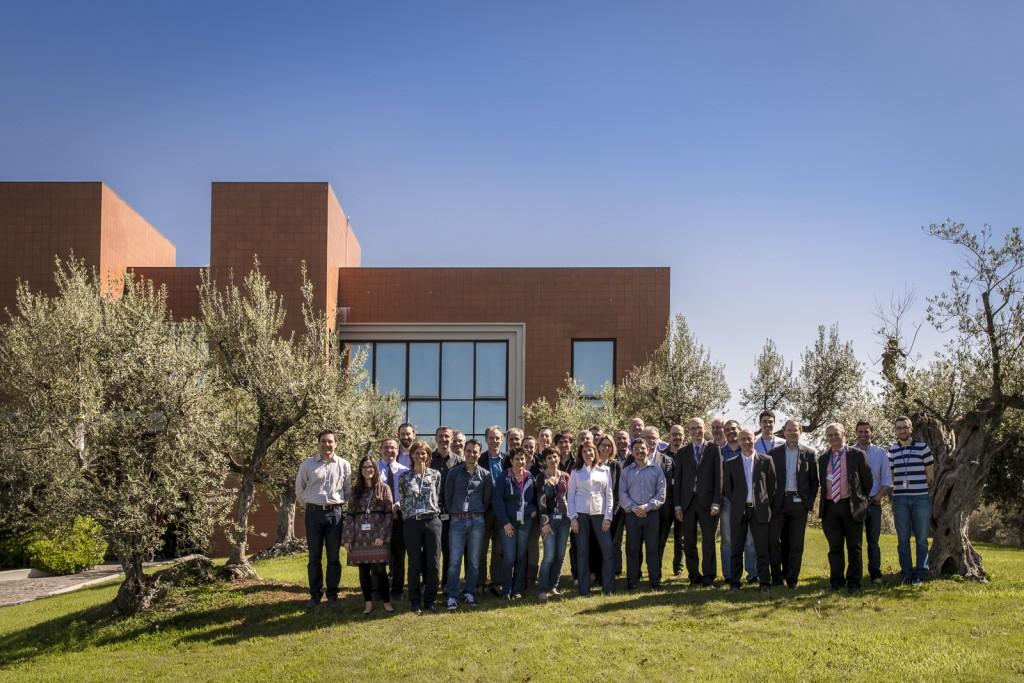 PDGS team at ESA-ESRIN. (ESA-Andrea Cavallini)