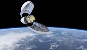 Sentinel-2B on Vega Credit: ESA/ATG Medialablab)