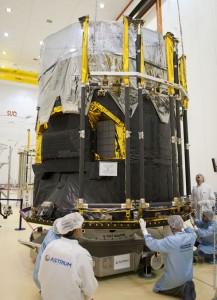 VS06A Mise en place DSA sur GAIA au S1B le 25/09/2013