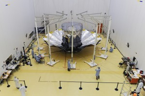 GAIA Shield deployment test Europe Space port French Guiana