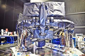 Gaia payload module integration