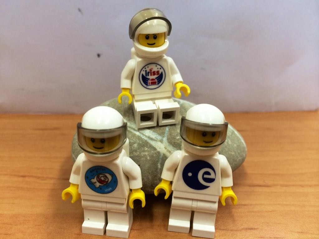 lego astronaut spaceship - photo #38