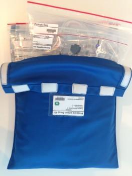 Aquamembrane launch Kit. Credits Aquaporing Space Alliance