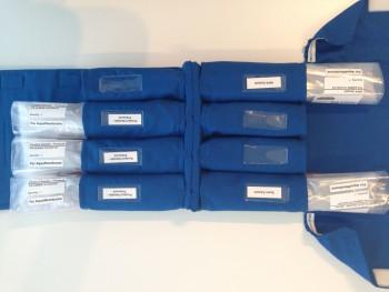 Aquamembrane return kit. Credits: Aquaporin Space Alliance