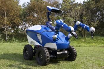 Interact Centaur rover
