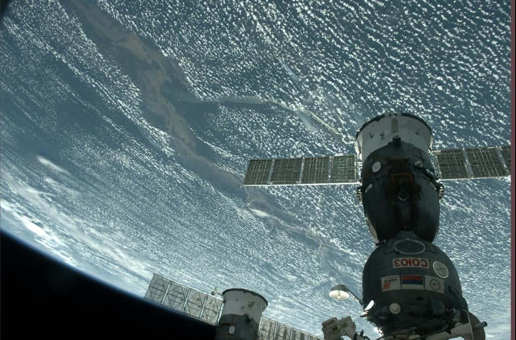 Clouds over norhtern South America. Credits: ESA-DTU Space