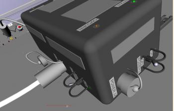 Screenshot of 3DVit showing interact training. Credits: ESA