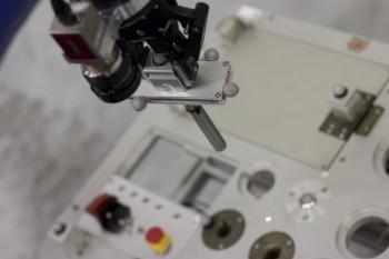 Interact robot hand. Credits: ESA