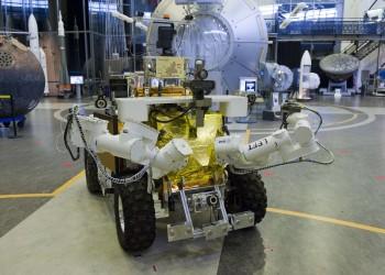 Eurobot used for Supvis-E. Credits: ESA