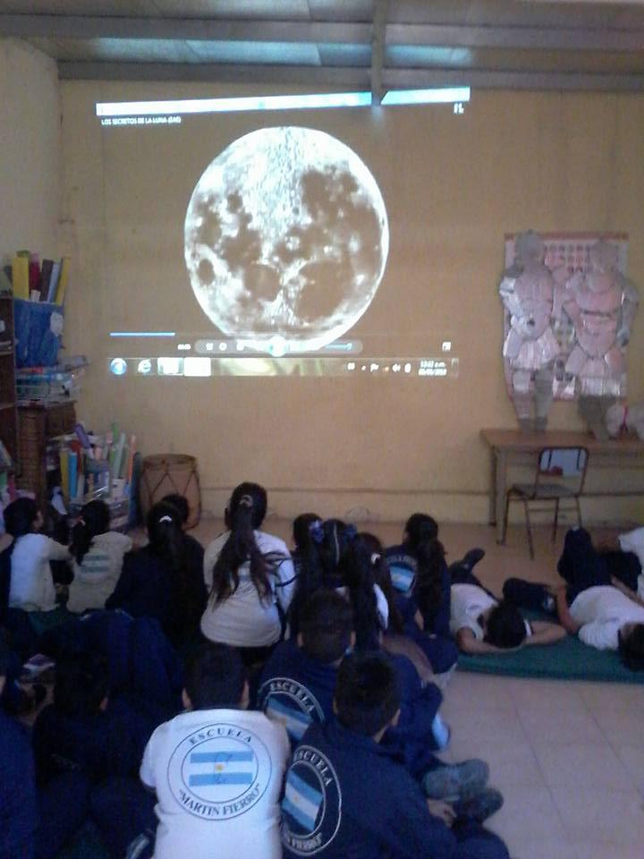 A school in Argentina – iriss mission blog