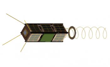 GOMX-3 CubeSat
