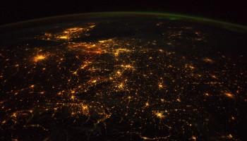 Europe a night