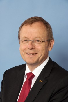 Jan Wörner, ESA Director General.