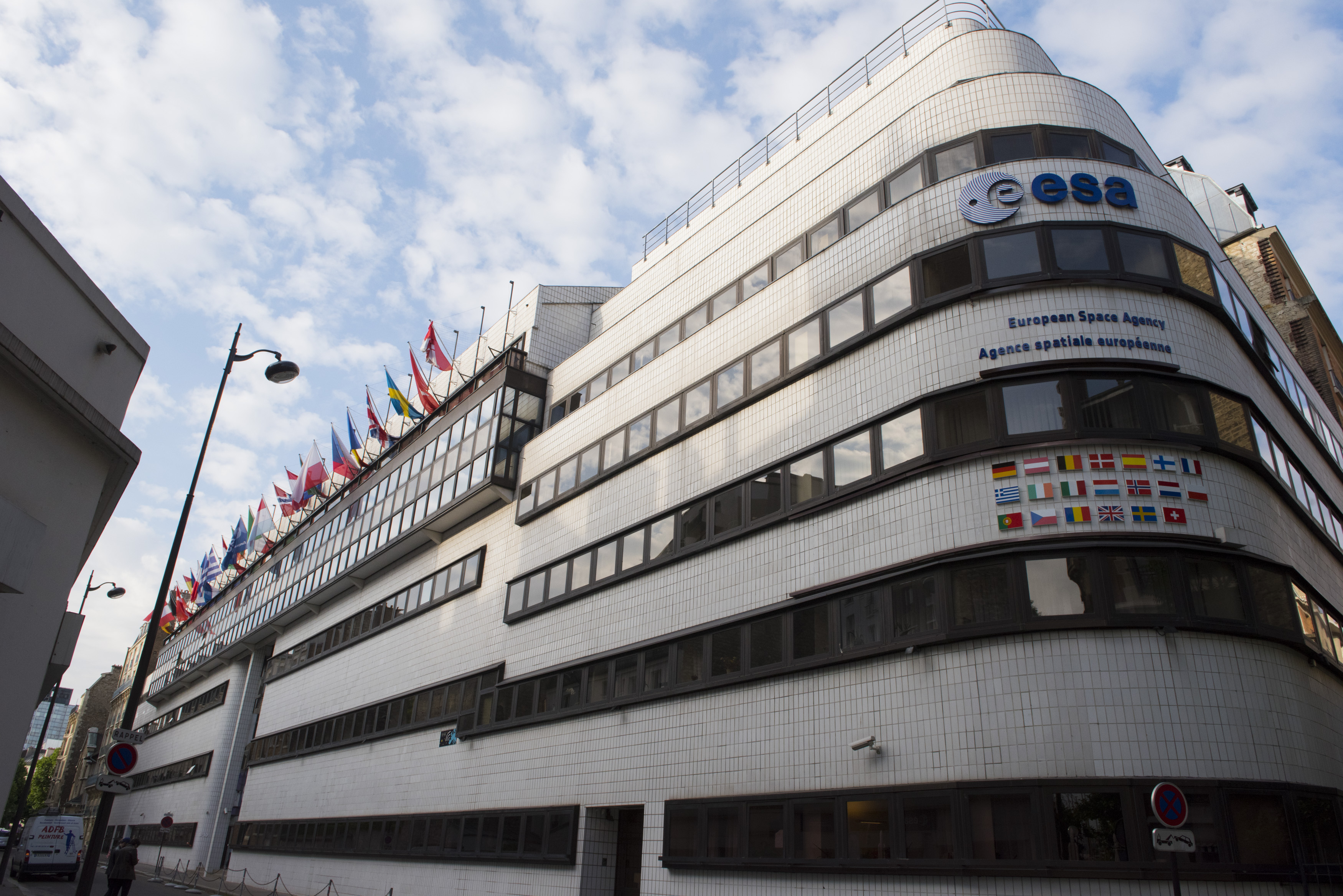 ESA Headquarters