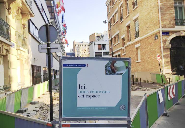 ESA Headquarters in Paris, rue Mario Nikis. Image credit: ESA, CC BY-SA 3.0 IGO