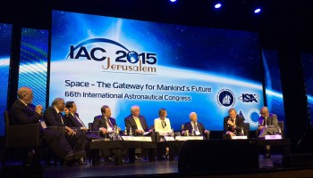 IAC 2015 Plenary 1: Heads of Space Agencies