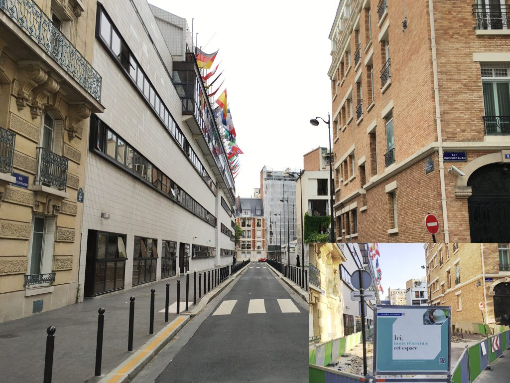 ESA Headquarters in Paris, one year later: The (space) road has been renewed ... Image Credit: ESA - M. Trovatello