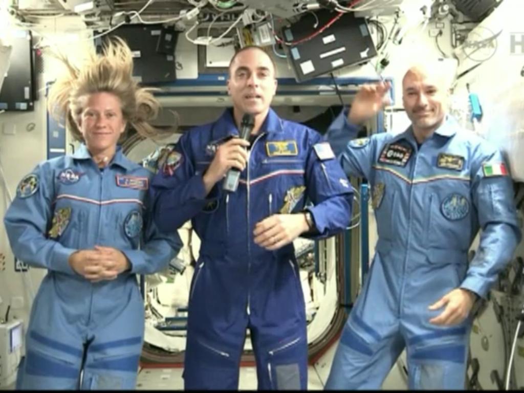 chris nyberg astronaut - photo #14