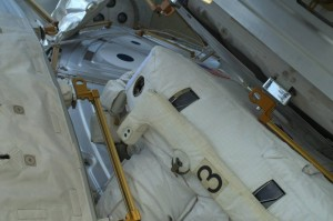 Jammed between 3 mods