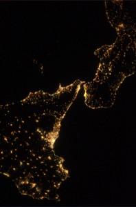 The Strait Italy