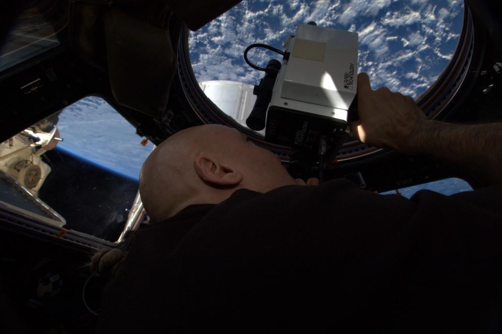 Laser tool. Credits: ESA/NASA