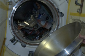 Expedition 37 prepares to enter ISS Credits NASA