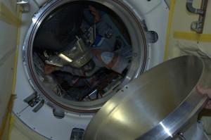Expedition 37 prepares to enter ISS Credits NASA
