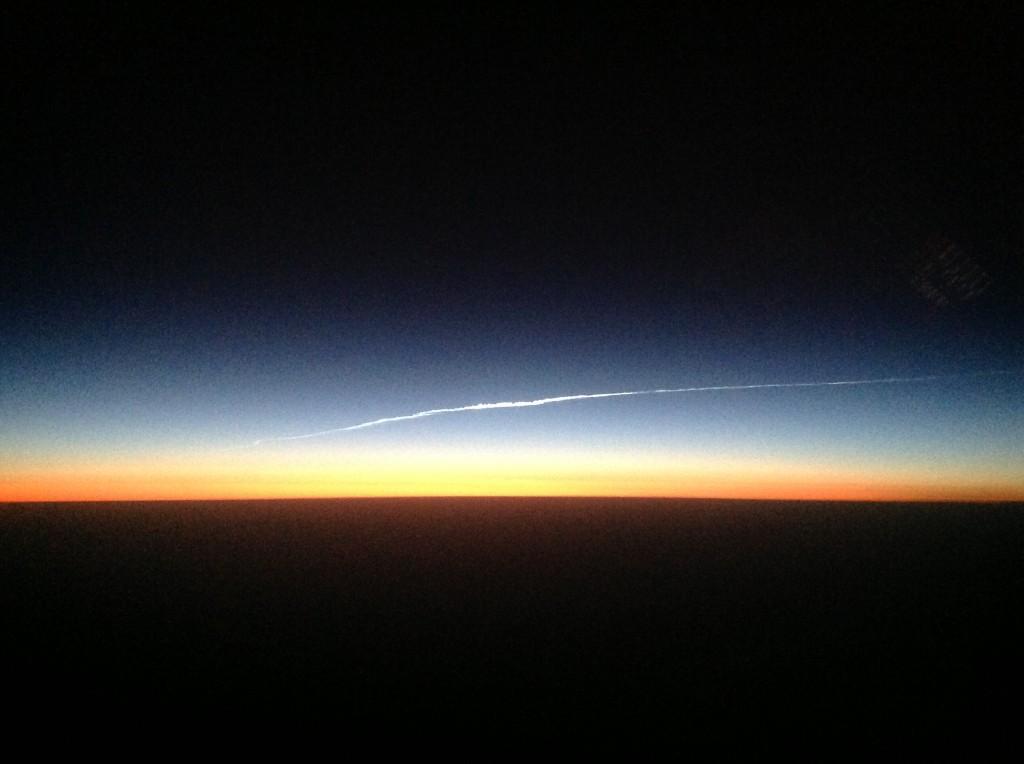 Soyuz TMA-09M reentry