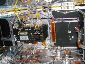 Melacom Communications System Installed On- board Mars Express