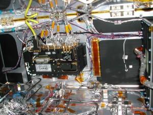 Melacom Communications System Installed On- board Mars Express