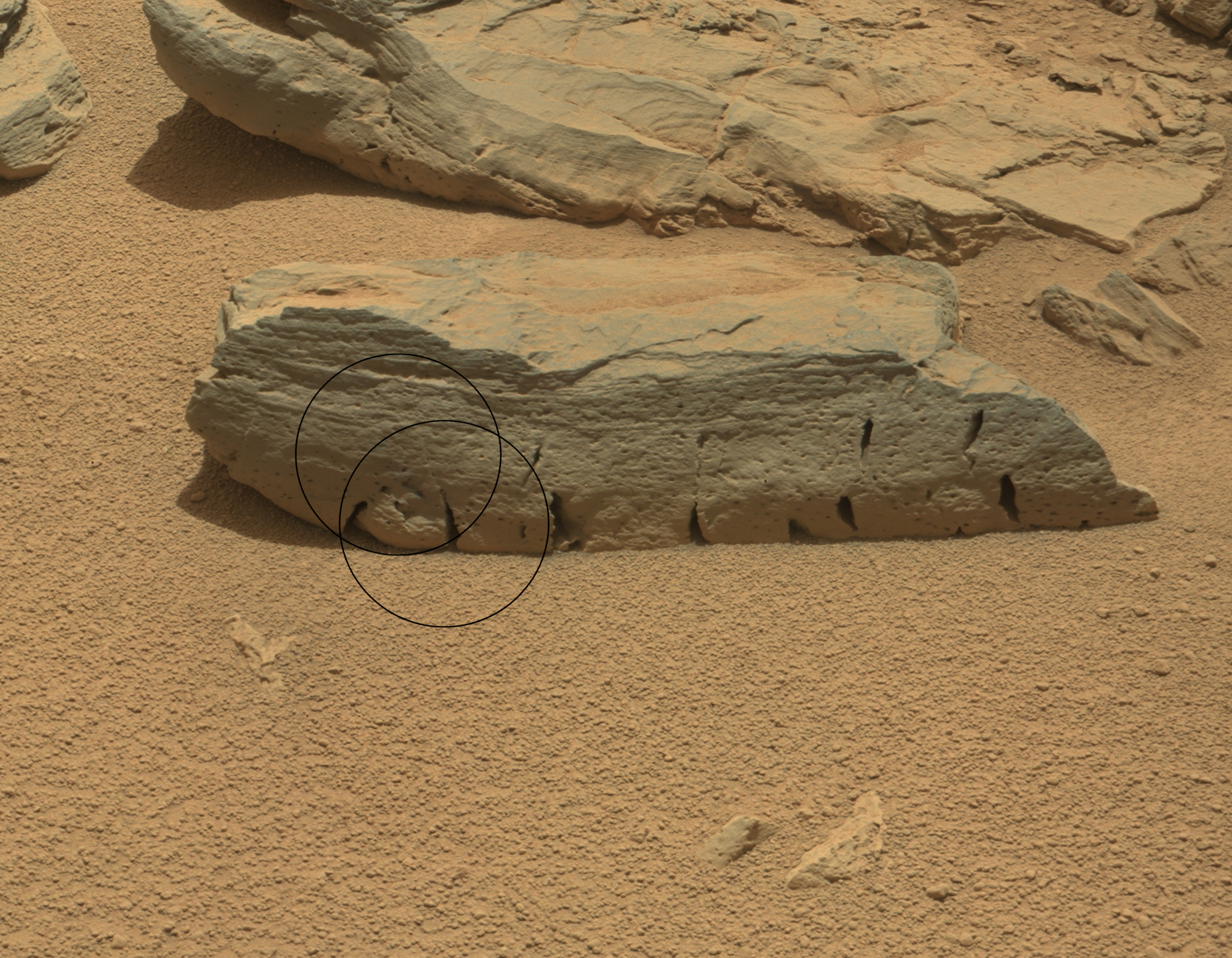 Fostering Curiosity: Mars Express relays first science ...