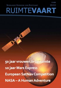 NL Ruimtevaart Magazine Credit: Netherlands Space Society