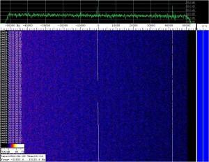 MEX-Phobos occultation - Occultation of MEX signal by Phobos Credit: Bertrand Pinel