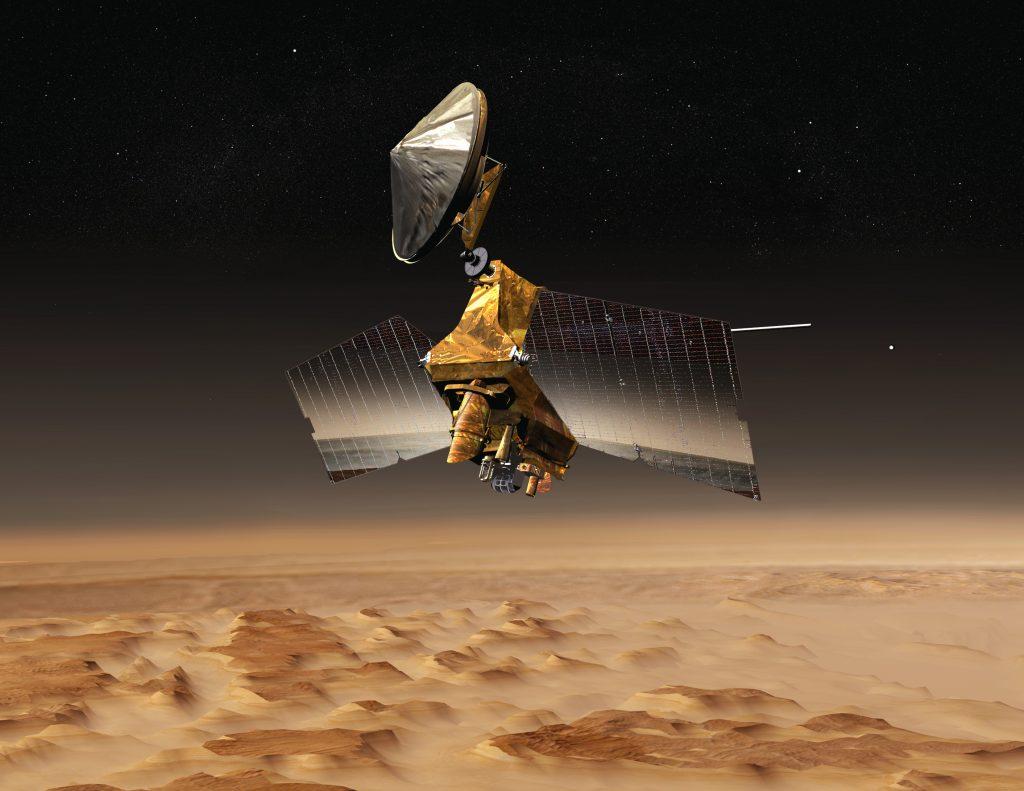 MRO - Mars Reconnaissance Orbiter