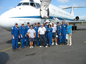 NASA Cargo Delivery- The Team Credits: K MacDonell