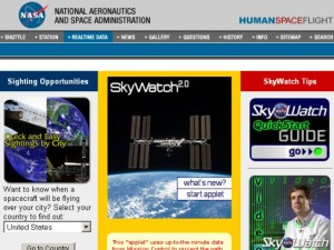 SkyWatch NASA