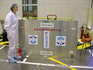 Solar Array Protections. Credits:  ESA/C Beskow