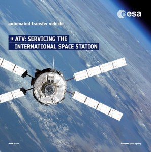 ATV: Servicing the International Space Station