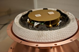 REBR - Reentry Breakup Recorder. Credit: The Aerospace Corp.