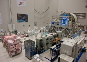 ATV-3 loading on the way