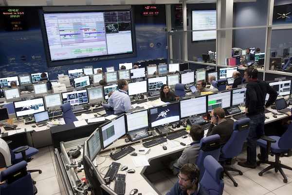 ATV Control Centre: We are ready for launch | Orion blog