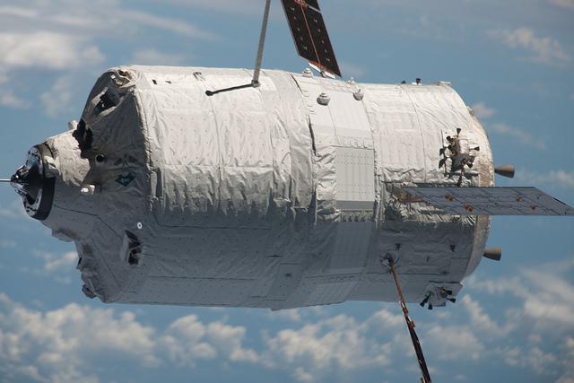 13:10 CEST – ATV-3 power restored   Orion blog
