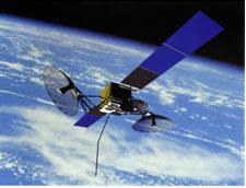 NASA TDRS satellite Credit: NASA