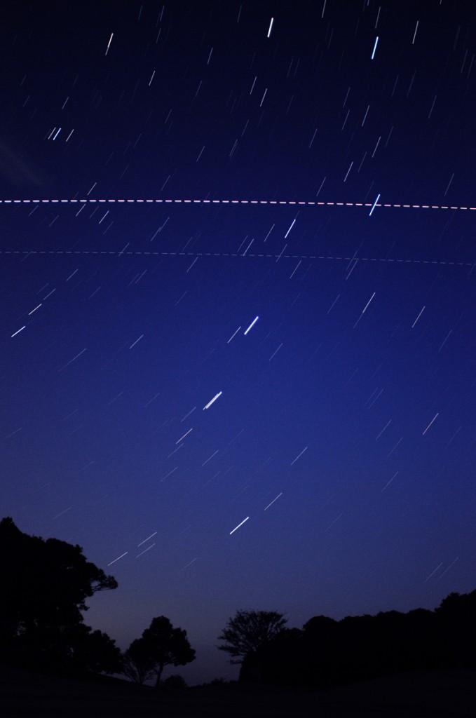 ATV-3 & ISS seen in orbit 2 October 2012 over Chiba, Japan. Credit/Copyright: Y. Suzuki