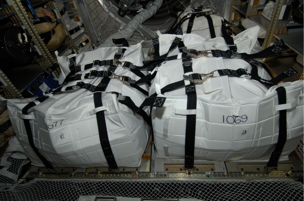 ATV-3 close-out photos Credit: NASA