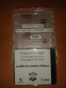 L'Apprenti sage - packing bag