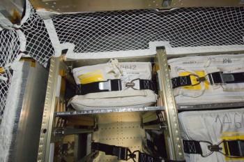 DVD packed in ATV CTB cargo bag